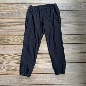 Lululemon Black Warpcity Jogger